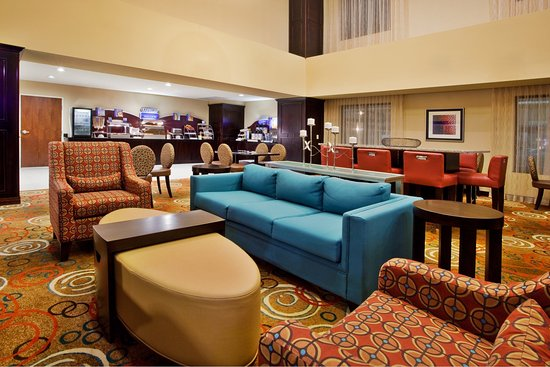 Cordele, Τζόρτζια: Holiday Inn Express Great Room