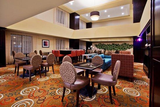 Cordele, Τζόρτζια: Holiday Inn Express Breakfast Area/Great Room