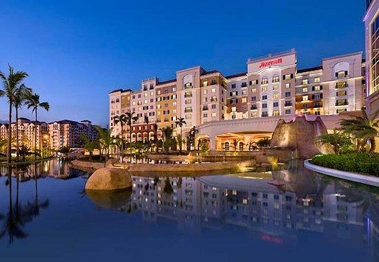 Manila Marriott Hotel: Exterior
