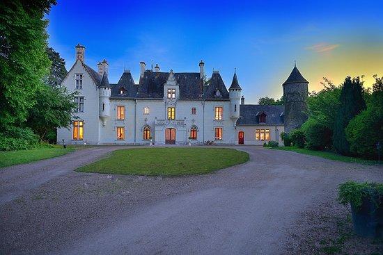 Vivy, Francia: Chateau de Nazé merveilleux