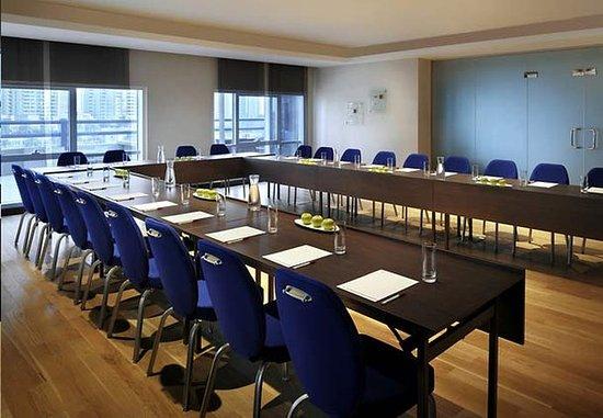 Dubai Marriott Harbour Hotel & Suites: AZUR Meeting Room – U-Shape Style
