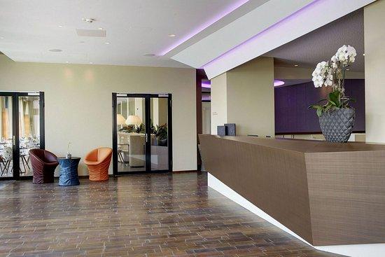 Campus Hotel Hertenstein: Lobby / Reception