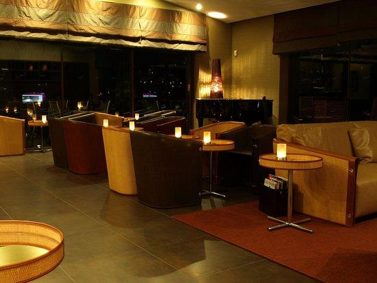 Aquafalls Spa Hotel : Bar/Lounge