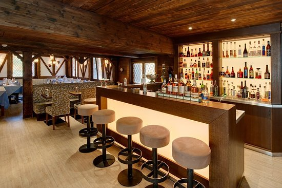 Hotel Aristella swissflair: Spycher Bar