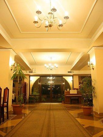 Hotel Baron: Loby