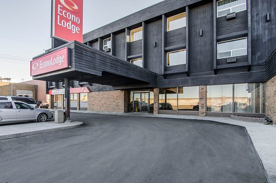 Econo Lodge Lloydminster: Exterior