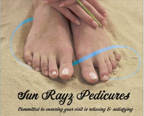 St. Marys, Canada: Relax with a Pedicure.