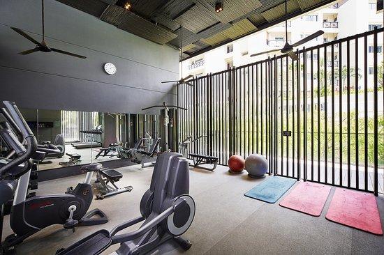 Studio M Hotel: Gym