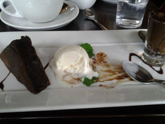 Bandon, Irlanda: Chocolate tapas