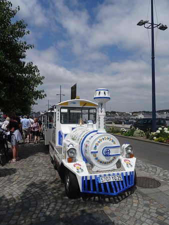 Celtic Train : Petit train Concarneau