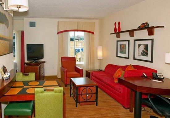 Residence Inn Pittsburgh North Shore: Studio Suite