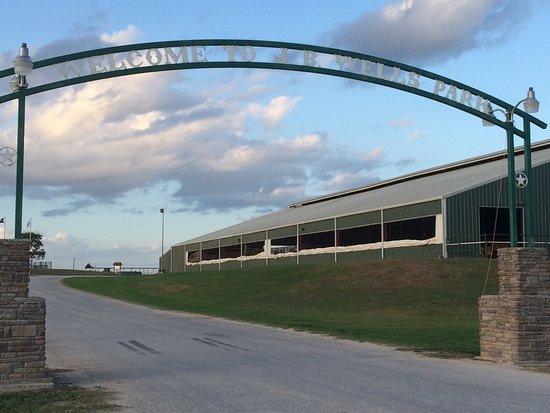 JB Wells Park & Arena : JB Wells Park and Rodeo Arena