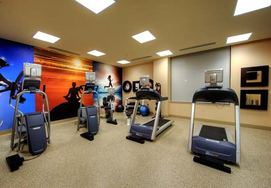 Residence Inn Portsmouth Downtown/Waterfront: Fitness Center