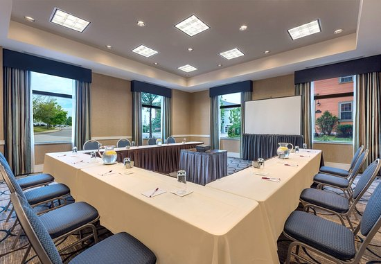 Residence Inn Portsmouth Downtown/Waterfront: Meeting Room U-Shape
