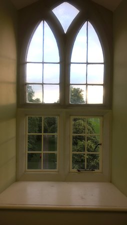 Maynooth Campus Conference & Accommodation: neo-Gothic Windows