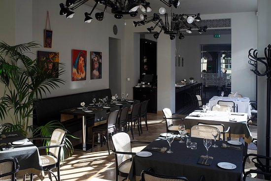 Neiburgs Hotel: Restaurant
