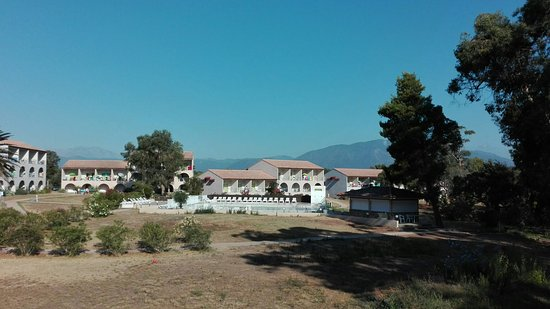 Marine de Bravone, France : Residence Perla D'Isula