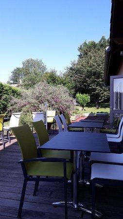 Fleurie, Prancis: calme, endroit agréable le matin