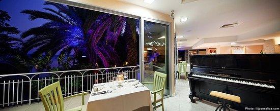 Hotel Podstine: Piano Bar