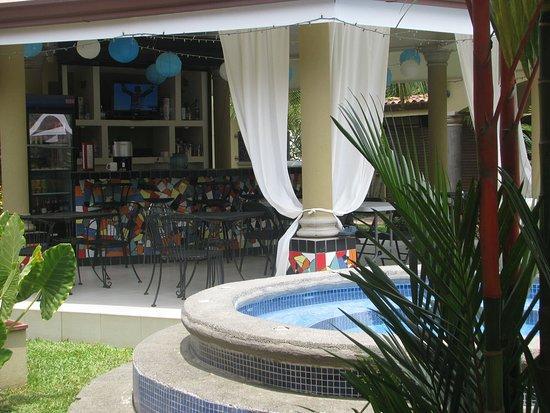 Las Brisas Resort and Villas: Restaurant