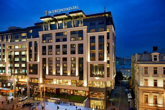 InterContinental Moscow Tverskaya Hotel: Discover the ultimate sense of excellence