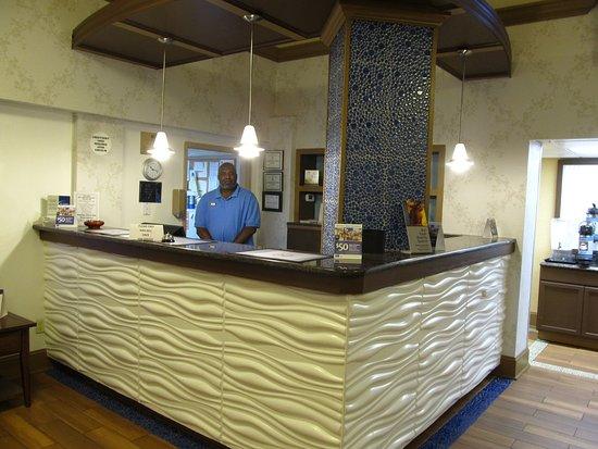 Foto de Best Western Hampton Coliseum Inn
