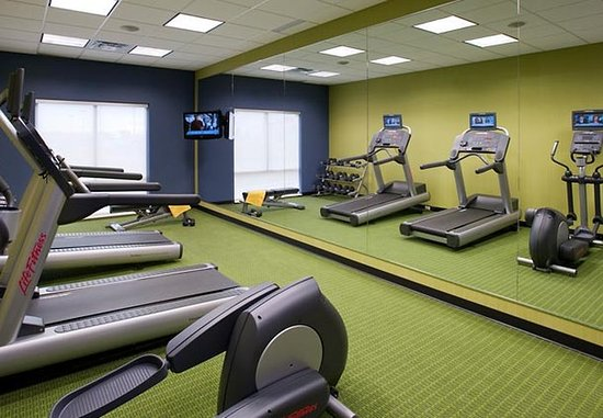 Fairfield Inn & Suites Winnipeg: Fitness Centre