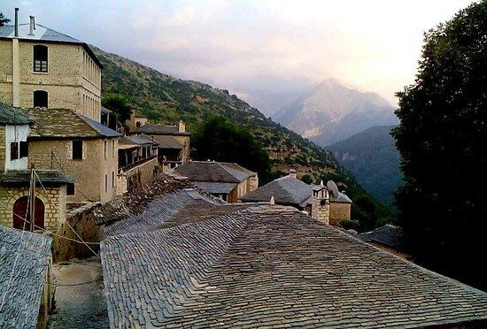Ioannina Region, Grecia: Αυτό βλέπεις από το παράθυρό σου....