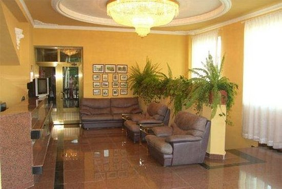 Retro Palace Hotel Apartment: Lobby