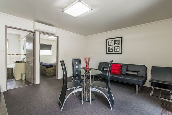 Whanganui, New Zealand: 1 Bedroom Spa Unit