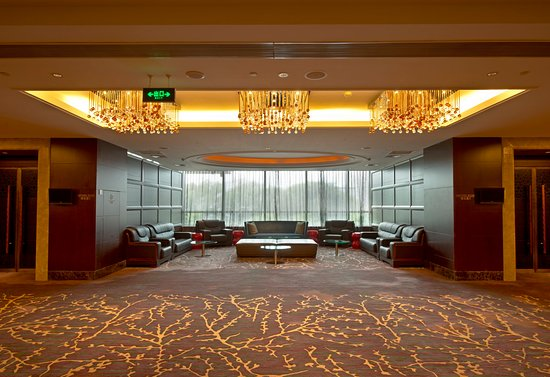 Holiday Inn Beijing Haidian: Pre-function Area