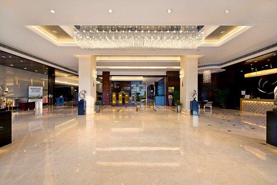 Holiday Inn Beijing Haidian: Hotel Lobby