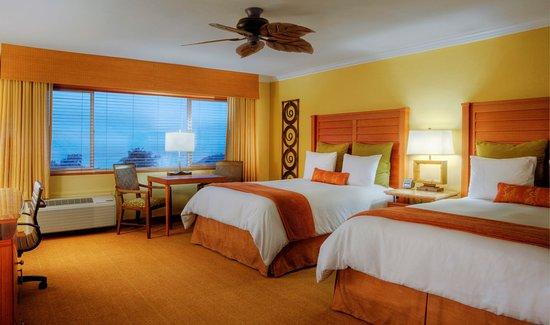 Hotel Indigo San Diego Del Mar: 2 Queen Deluxe Room