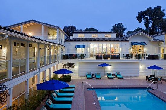 Hotel Indigo San Diego Del Mar: What better way to enjoy Del Mar than soaking up the sun pool-side