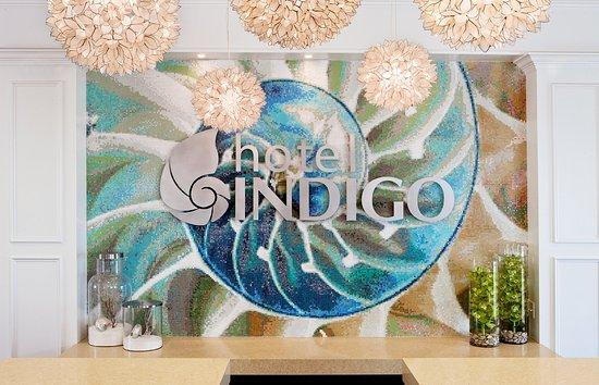 เดลมาร์, แคลิฟอร์เนีย: Welcome to the Hotel Indigo San Diego Del Mar!