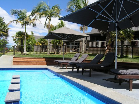 Kerikeri Homestead Motel & Apartments: Homestead Pool