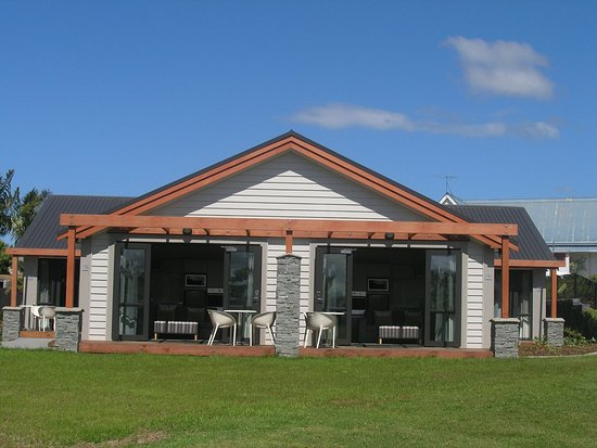 Kerikeri Homestead Motel & Apartments: Homestead apartments