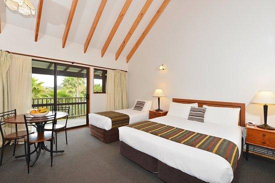 Kerikeri Homestead Motel & Apartments: Deluxe Studio