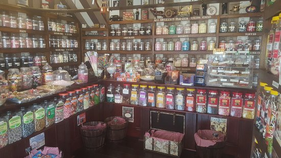 Grandad Jims's Traditional Sweet Shoppe