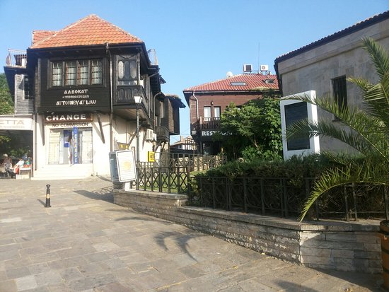 Nessebar, Bulgarien: Старый Несебр