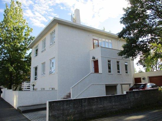 Baldursbra Guesthouse : Vue d'ensemble de la maison