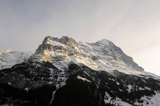 Hotel Eiger Grindelwald: Map