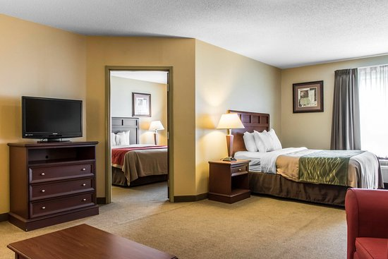 Mifflinville, PA: Guest Room