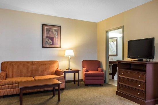 Mifflinville, بنسيلفانيا: Guest Room