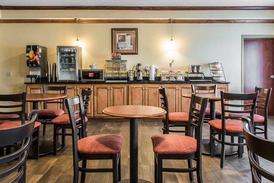 Mifflinville, بنسيلفانيا: Breakfast Area