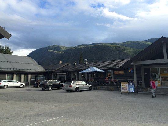 Nes Municipality, النرويج: Velsmakende hjemmelagd mat på kroa