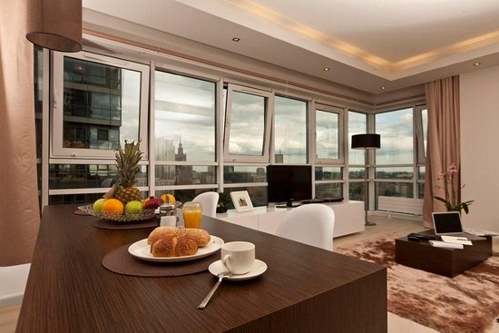 Platinum Residence: Luxury Apartment 70m