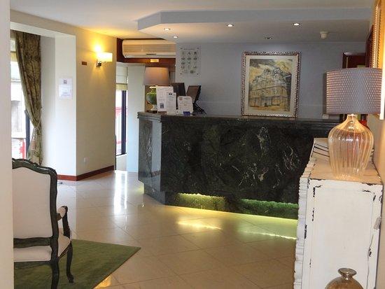 Hotel da Bolsa: Recepção do hotel