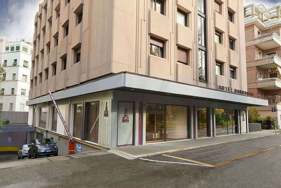 Hotel Borromini: Exterior