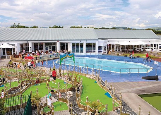 Photo Of Outdoor Swimming Pool Lakeland Holiday Park Haven Flookburgh Tripadvisor